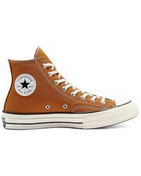 Converse Chuck 70 ハイトップスニーカー - オレンジ