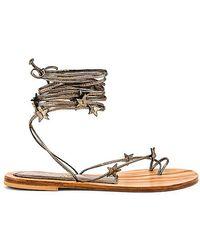 Cornetti Stellina Sandal - Metallic
