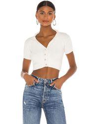 Tach Clothing Lenka Cardigan - White