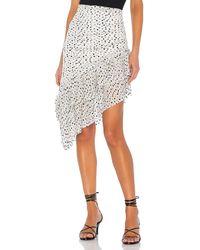 Lovers + Friends Lafayette Skirt - Weiß