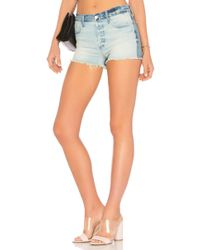 Black Orchid - Poppy High Rise Short - Lyst