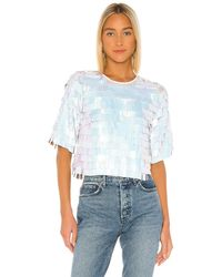 House of Harlow 1960 X Revolve Marcel Top - White