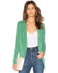 BCBGeneration - Essential Blazer In Green - Lyst