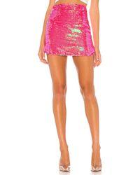 superdown Shanice Mini Skirt - Pink