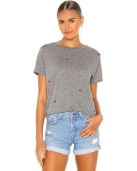 Michael Lauren Lansing Tシャツ - グレー