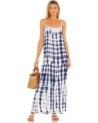BB Dakota Endless Shore ドレス - ブルー