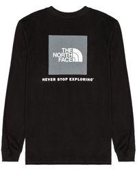 The North Face Футболка Box Nse В Цвете Tnf Black - Черный