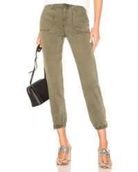 PAIGE Mayslie Jogger - Green