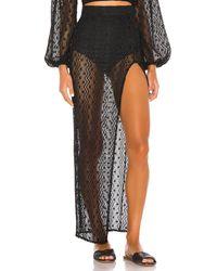 lovewave Long Island Skirt - Black