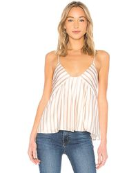 Cami NYC - The Kera Cami In White - Lyst