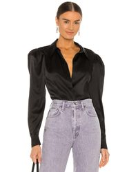 retroféte Sutton Shirt - Black
