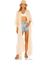 Free People Kenna Kimono - Natural