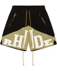 Rhude Yachting ショートパンツ. Size M, L, Xl. - マルチカラー