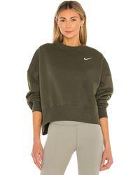 Nike Nsw スウェットシャツ - グリーン