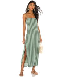 f8df36502950bd Amuse Society Hidden Cove Woven Maxi Dress (black) Women s Clothing ...