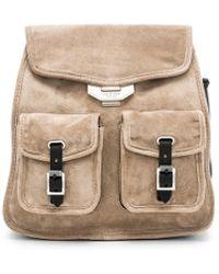 Rag & Bone Small Field Backpack - Grau