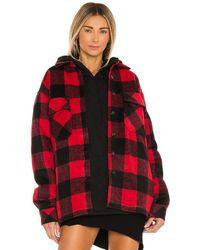Lamarque Куртка Storm В Цвете Черный & Красный