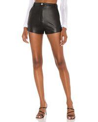 h:ours Alvina Shorts - Black