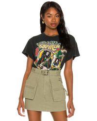 MadeWorn Bob Marley Tシャツ - ブラック