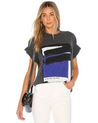 Anine Bing Georgie グラフィックtシャツ - マルチカラー