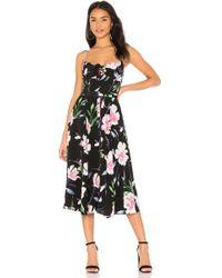 Yumi Kim Pretty Woman Dress - Black