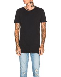 Ksubi Seeing Lines Tシャツ - ブラック