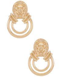 8 Other Reasons Kia Earrings - Mettallic