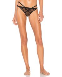 For Love & Lemons - Clementine Strappy Thong - Lyst