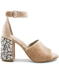 Joie - Lafayette Embellished Heel - Lyst