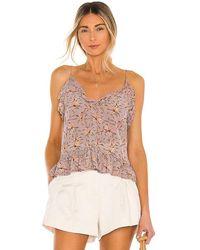 Acacia Swimwear Chey Cupro Top - Multicolour