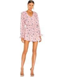 Yumi Kim - Платье West Village В Цвете Moonstruck Ivory - Lyst