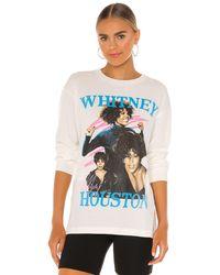 Daydreamer - Whitney Houston グラフィックtシャツ - Lyst