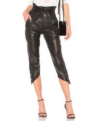 Marissa Webb - Aubrie Leather Pant - Lyst