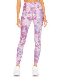 Beyond Yoga High waisted midi legging - Multicolor