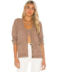 Lovers + Friends Kamile Oversized Cardigan - Natural