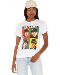 RE/DONE The Beatles Tシャツ - マルチカラー