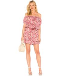Tiare Hawaii - Wonderland Dress In Mauve. - Lyst