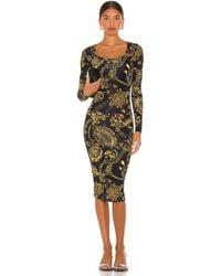 Versace Jeans Couture ドレス - マルチカラー