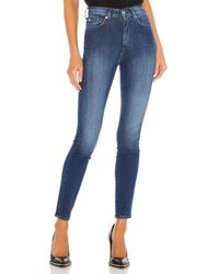 7 For All Mankind - スキニー - Lyst