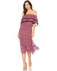 MISA | Maribel Dress | Lyst