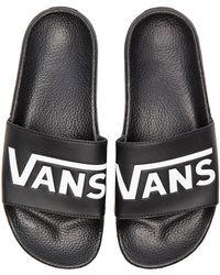 Vans Slide On サンダル - ブラック