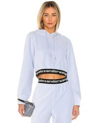 T By Alexander Wang - パーカー - Lyst