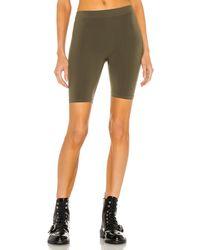 Helmut Lang Bike Shorts - Green