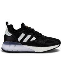 adidas Originals Кроссовки Zx 2k Boost В Цвете Черный