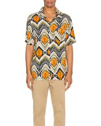 Neuw Soul Short Sleeve Shirt - Orange