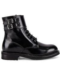AllSaints Brigade Boot - Black