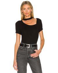 LNA Horizon Tシャツ - ブラック