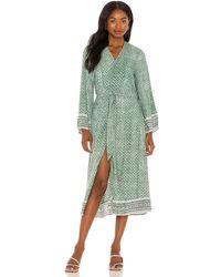 Cleobella X revolve garnet kimono - Verde