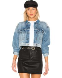 Free People - Bedford Cropped Jacket - Lyst
