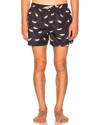 Ambsn - Melon Packable Shorts - Lyst